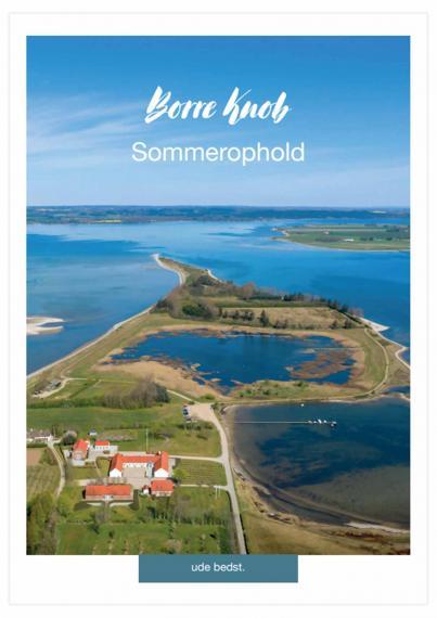 Borre Knob - Sommerophold 2020