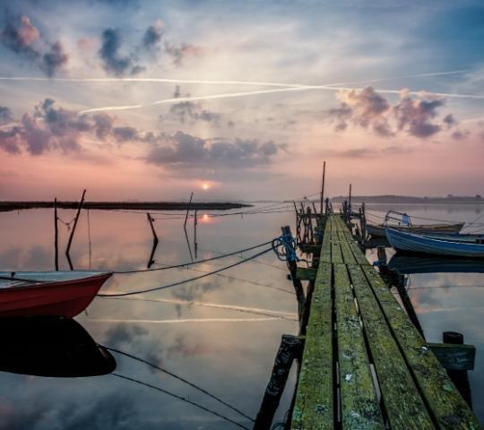 Borre Knob - Tæt på vand og smuk natur