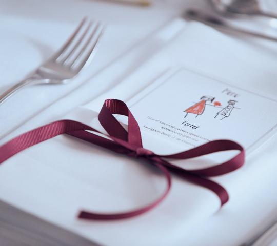 Borre Knob - Stemningsfulde lokaler til bryllup med plads til 90 gæster