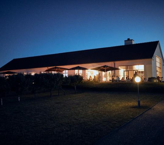 Borre Knob - Bryllupslokaler i Østjylland beliggende ved privat strand og skov
