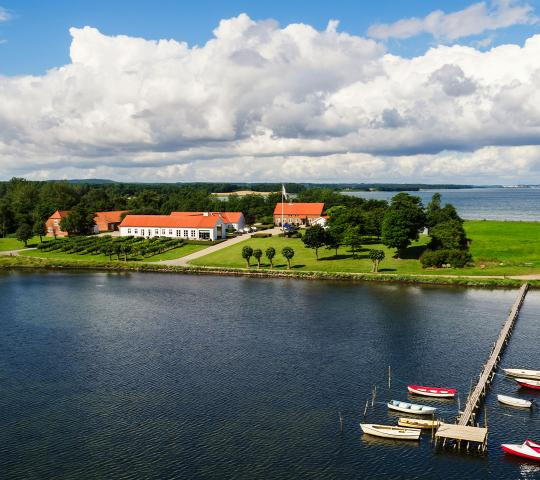 Borre Knob - Kursussted i naturskønne omgivelser i Østjylland